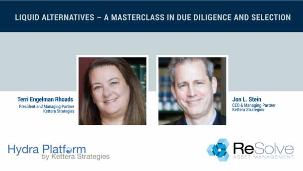 On-demand Webinar:Liquid Alternatives – A Masterclass in Due Diligence and Selection