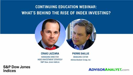 Behind the Rise of Index Investing